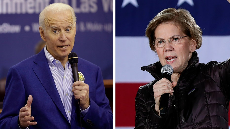 Nevada caucuses offer chance for Biden, Warren to bounce back