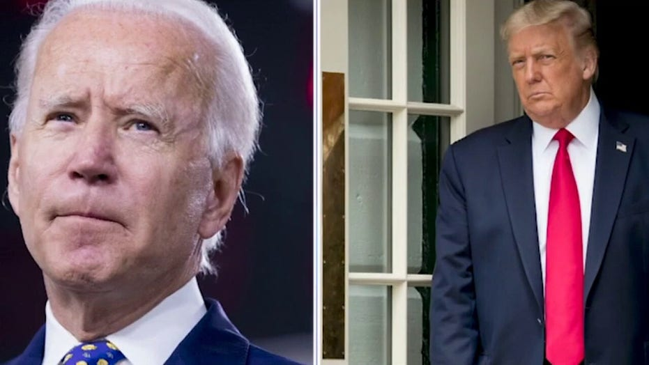 Trump shares clip of Joe Rogan comparing Biden to 'flashlight' with 'dying battery'