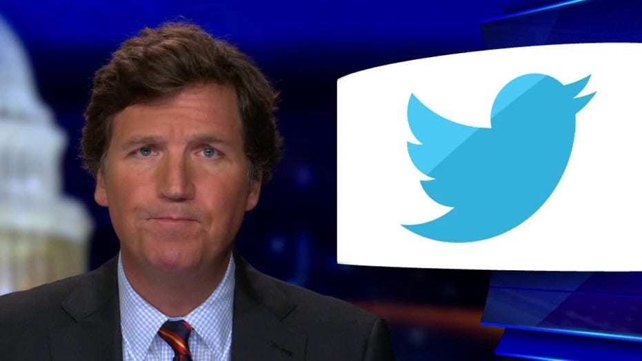 Tucker Carlson: NYU's farce of a study on Big Tech censorship of conservatives