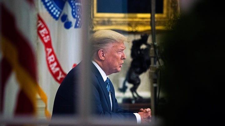 Trump: WaPo misquote 'probably affected' Georgia Senate race