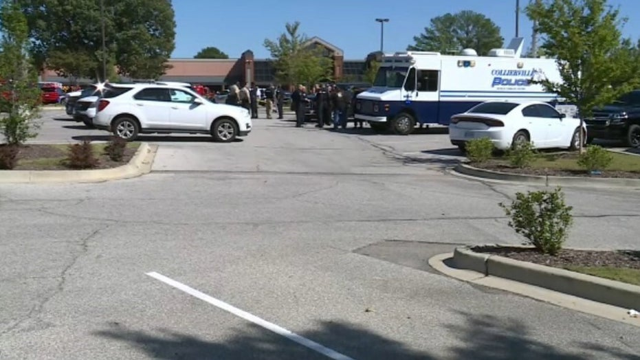 Memphis police respond to shooting at Kroger grocery store