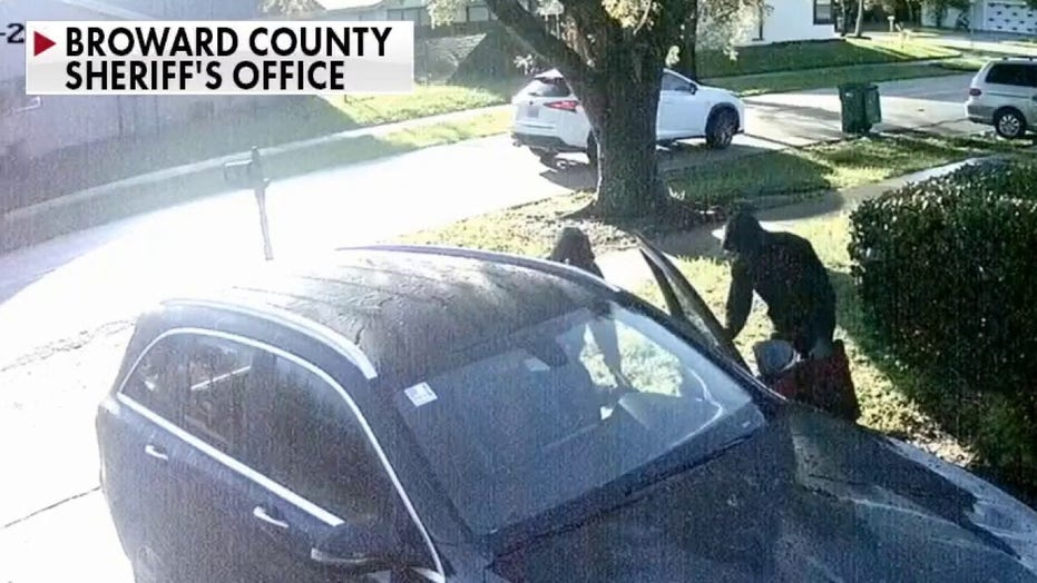 Home invasion robbery caught on camera in Florida
