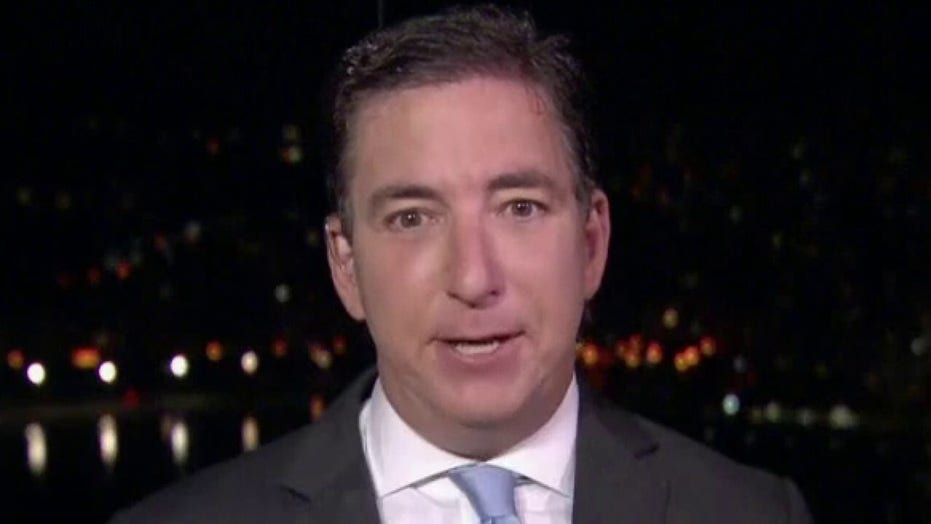 Glenn Greenwald: Defense budget is spent 'spying on American citizens' rather than defending the nation