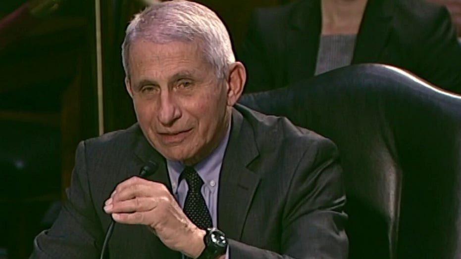 Fauci ties gun violence to a public health issue