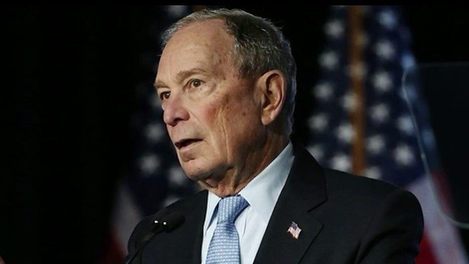 Bloomberg drops out race, endorses Biden after Super Tuesday defeat