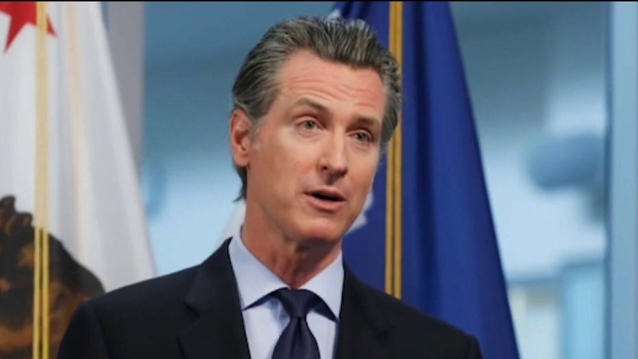 Newsom recall effort reaches 1 million signatures