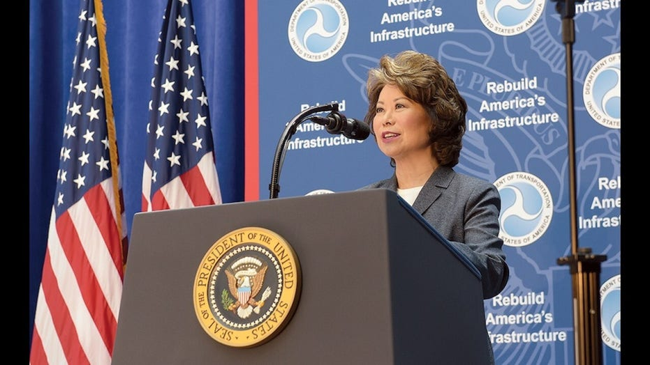 Former Labor Secretary Chao warns worker shortages could be 'tomorrow's new normal'