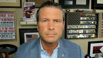 Pete Hegseth says without the National Guard every DC monument would have been defaced