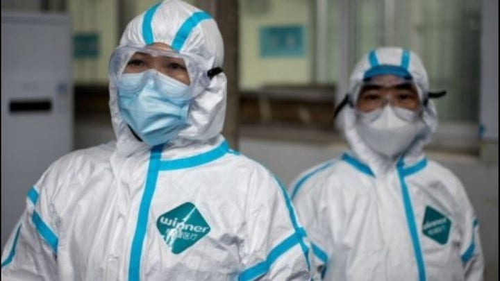 US report finds COVID-19 Wuhan lab leak theory 'plausible'