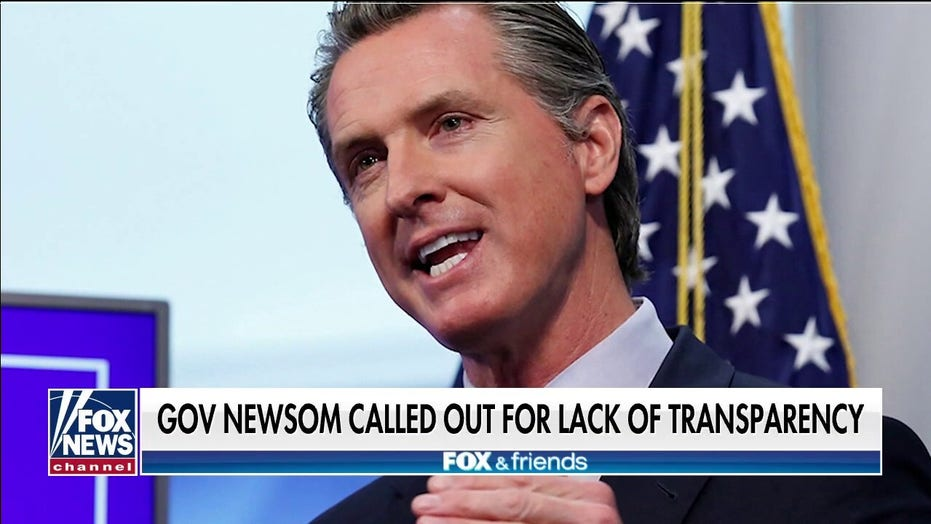Gov. Newsom called out for lack of accessibility as recall effort gains steam