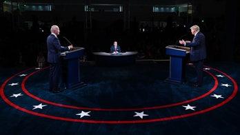 President Trump, Biden slam each other over economy during debate