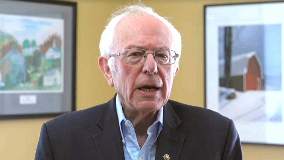 Sanders drops out of 2020 race, says he won't continue running during coronavirus crisis