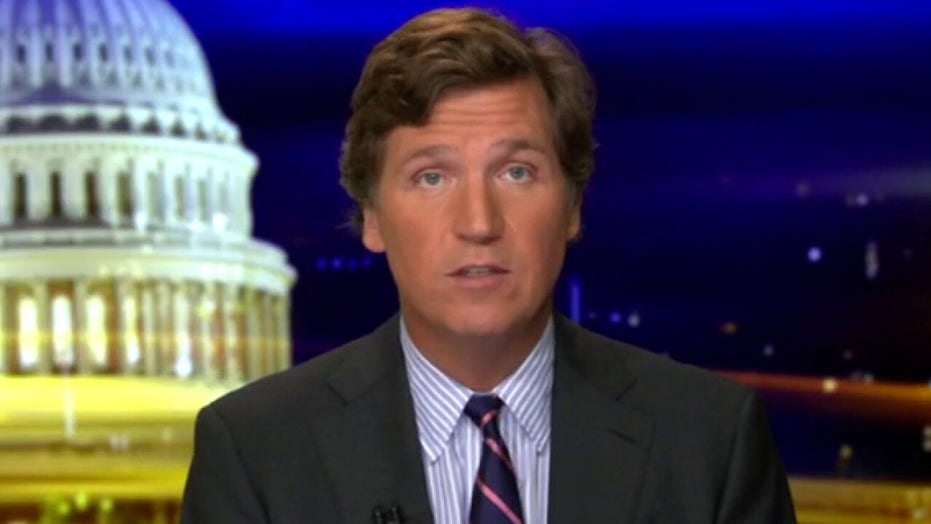 Tucker: Our leaders have sided with the agents of chaos