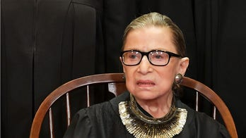 Ruth Bader Ginsburg undergoing chemotherapy for recurring cancer