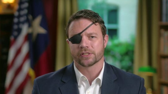 Dan Crenshaw slams Biden, ex-Obama aide for criticizing US coronavirus response
