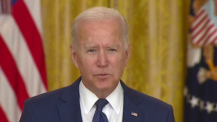 Former Navy SEAL: 'Biden's words are hollow'