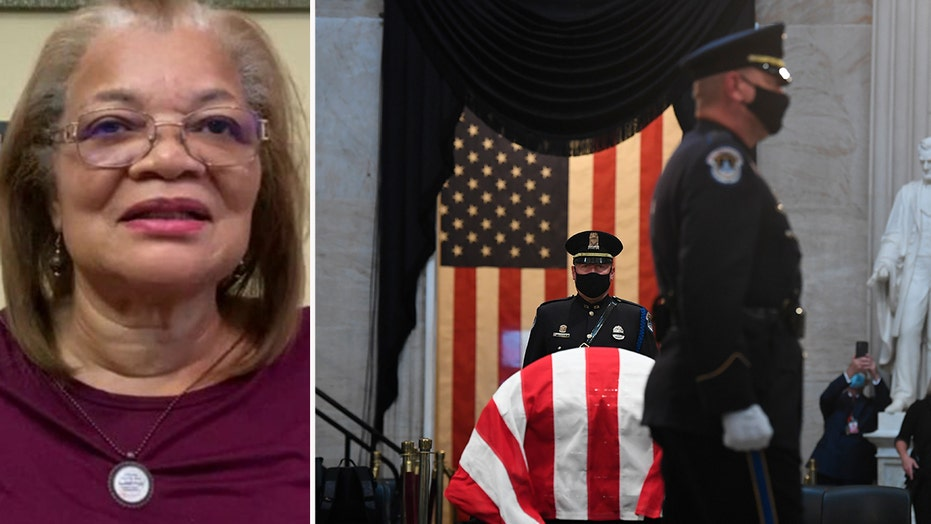 Alveda King: Important to remember John Lewis' legacy as a peacemaker