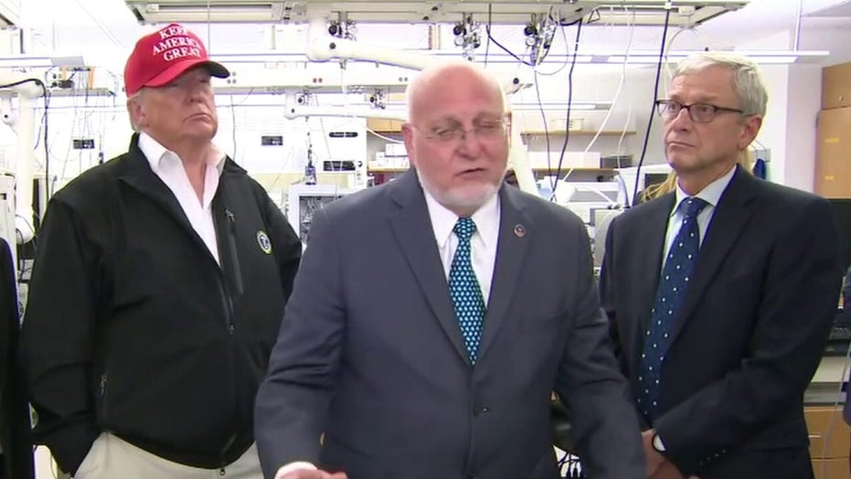 'The Five' react to President Trump's CDC tour amid coronavirus outbreak