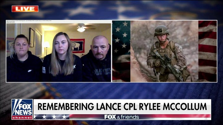 Family of soldier killed in Kabul describes meeting with Biden: 'Not an ounce of sympathy in his face'