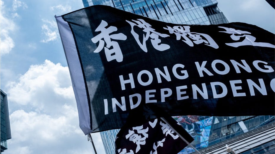 Hong Kong protester sentenced to 9 years in prison for violating China-imposed national security law