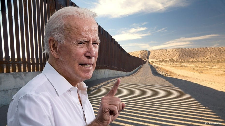 Former ICE agent retires amid Biden border free-for-all: 'We're pretty much screwed as a country'