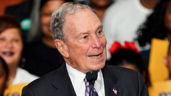2020 rivals target Bloomberg at Democratic debate