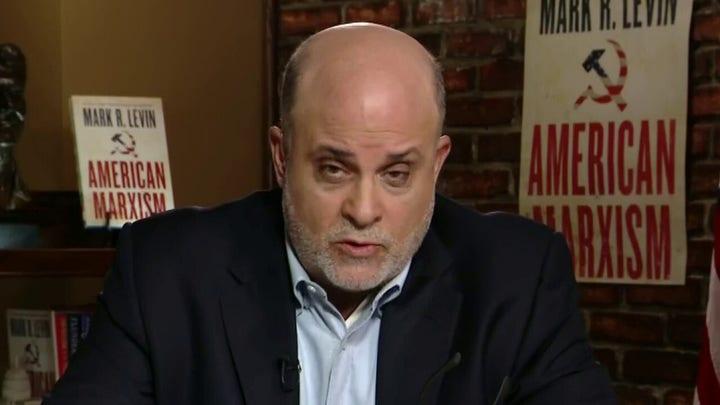 Mark Levin: I blame 'McConnell Republicans' for massive infrastructure bill