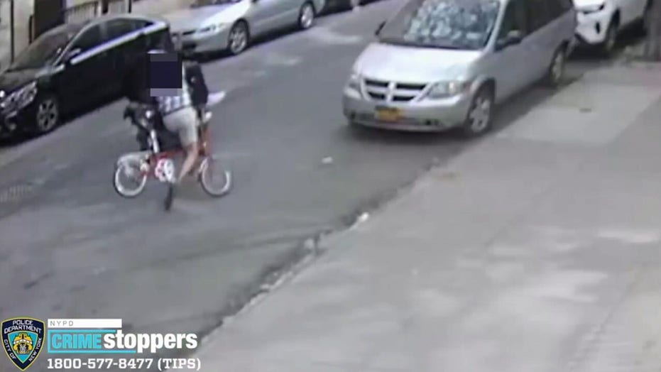 63-year-old New York City cyclist ambushed by scooter in broad daylight