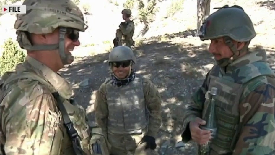 Congressman who served with Afghan interpreters says they're 'most deserving' group for US visas