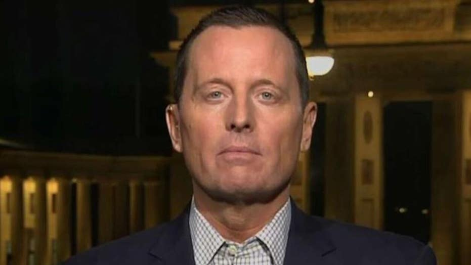 Ric Grenell proposes shipping gov't agencies out of DC: 'We can better represent Americans'