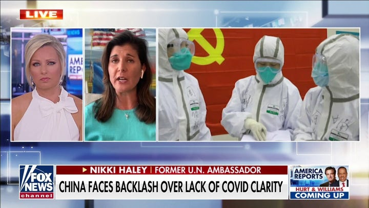 Nikki Haley says Biden needs to send U.S. investigators to the Wuhan lab: 'This should have happened yesterday'