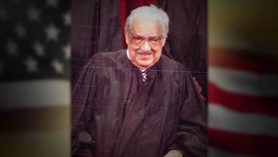 America Together - Black History Month - Thurgood Marshall