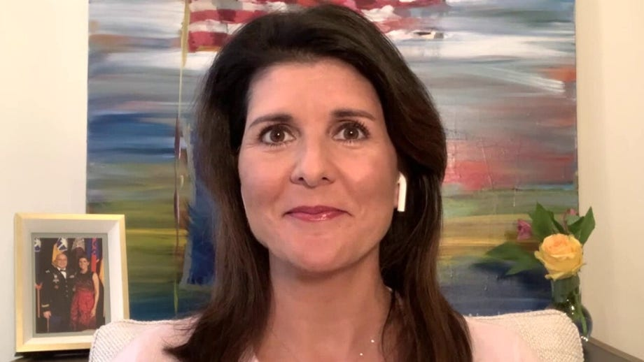 Nikki Haley: Global COVID vaccine campaign – US can be generous without being stupid