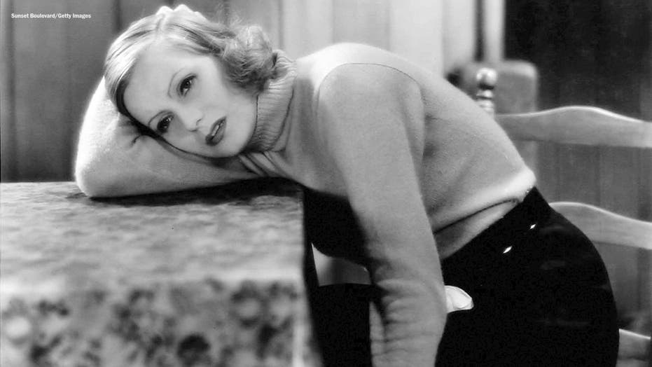 Greta Garbo 'had social anxiety and a fear of crowds' but was not 'a reclusive figure,' author says