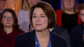 Klobuchar defends prosecutor background amid African-American uneasiness with her as Biden's VP