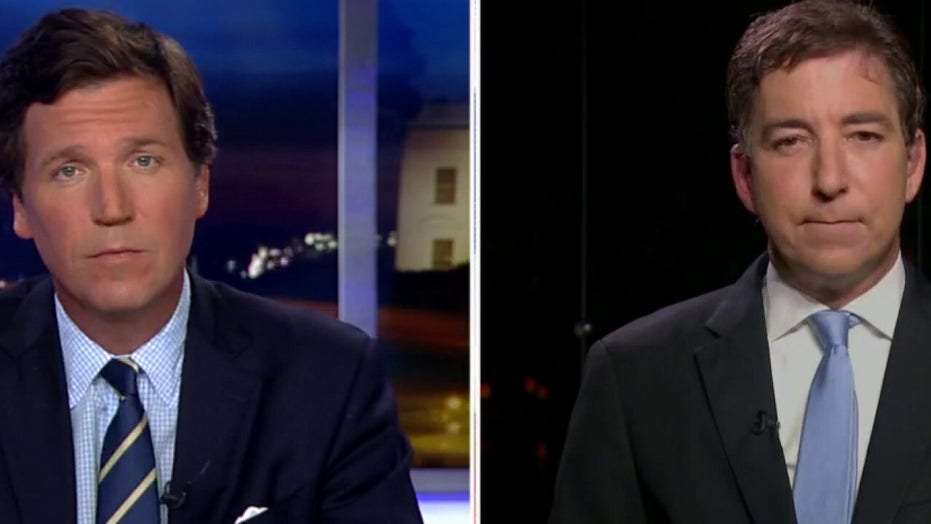 Greenwald slams liberals for being 'overwhelmingly supportive' of Big Tech 'brute force' against conservatives