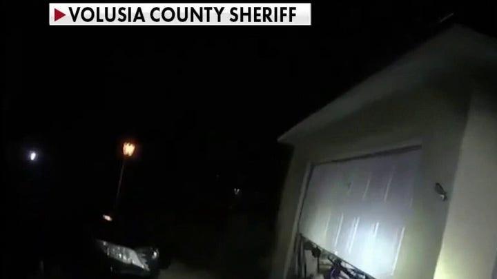 Dramatic video shows Florida deputies stopping home invasion, saving little girl