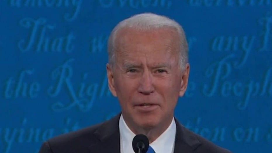 Biden: Trump's coronavirus response 'absolutely tragic'