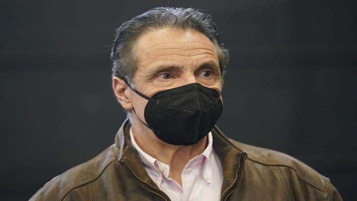 Democratic New York assemblyman calls on Gov. Cuomo to resign