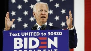 Press finally questions Biden