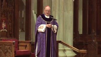 Saint Patrick's Cathedral Mass: Tuesday, April 7