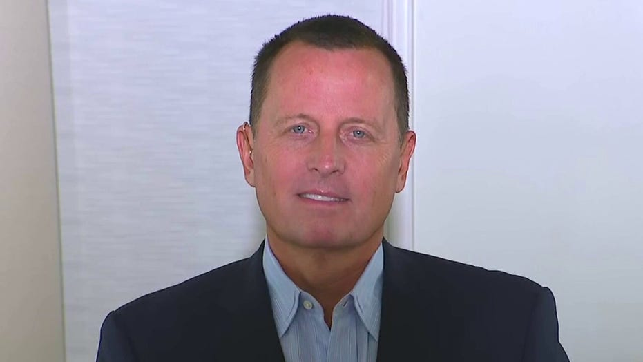 Grenell on Afghan withdrawal, 'lies': 'Washington DC's politics has literally killed Americans'