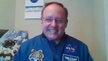 Astronaut Col. Mike Fincke previews NASA's 1st splashdown in 45 years