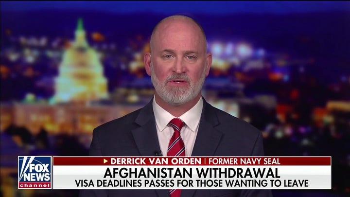 Former Navy SEAL warns Biden admin's 'malfeasance' leaves US vulnerable to terror