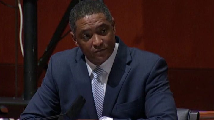 Rep. Richmond accuses Barr of systemic racism