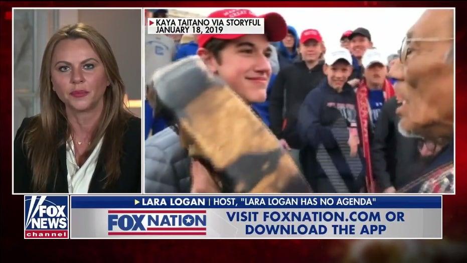 Lara Logan: How Nick Sandmann became 'face of media bias'