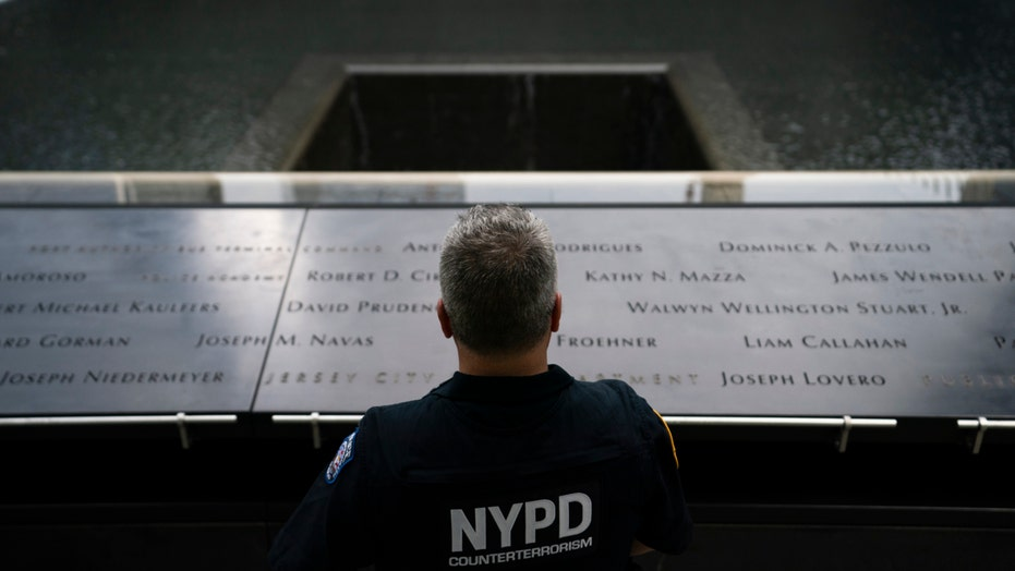 Mayorkas says no 'specific, credible threat' to the US homeland as he marks 9/11 anniversary