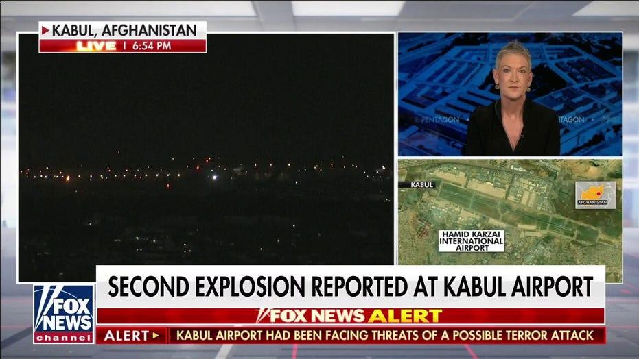 Afghanistan explosions: World leaders react