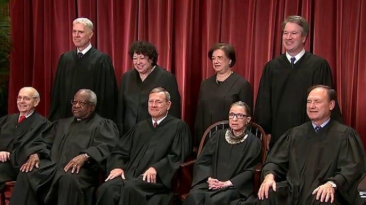 Supreme Court rules against Trump administration bid to end DACA program