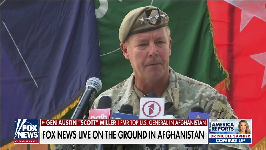 Top US general in Afghanistan steps down from position